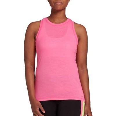 DSG シャツ トップス レディース DSG Women's Core Cotton Jersey Tank Top PinkPower