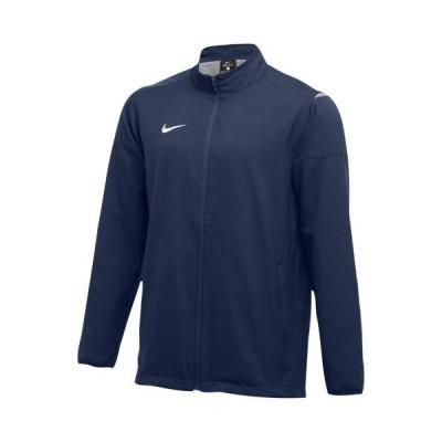 (取寄)ナイキ メンズ チーム ドライ ジャケット Nike Men's Team Dry Jacket Navy White 送料無料