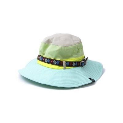 帽子 ハット gscライトキャンバスクレイジーキャンパーハット
