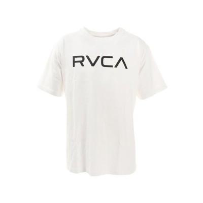 ルーカ(RVCA) Tシャツ メンズ 半袖 ビッグロゴ BA041204 WHT  (メンズ)