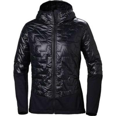 ヘリーハンセン レディース ジャケット・ブルゾン アウター Helly Hansen Women's Lifaloft Hybrid Insulator Jacket Black