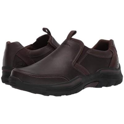 スケッチャーズ Relaxed Fit Expended - Morgo メンズ スニーカー 靴 シューズ Chocolate