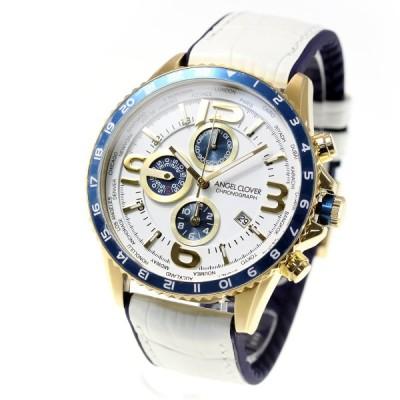 店内ポイント最大26倍!エンジェルクローバー 腕時計 メンズ MO44YNV-WH