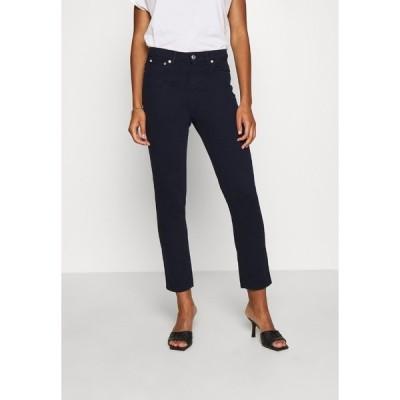 ベネトン  デニムパンツ レディース ボトムス TROUSERS - Straight leg jeans - navy