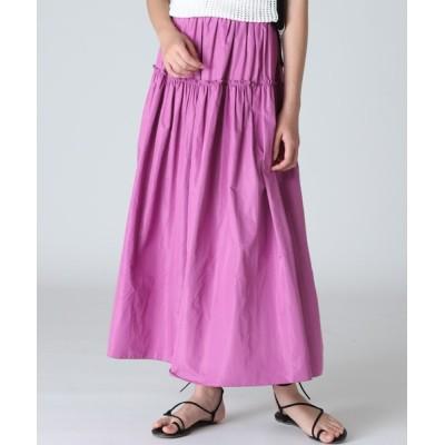 SUPERIOR CLOSET / ボリュームタフタスカート WOMEN スカート > スカート