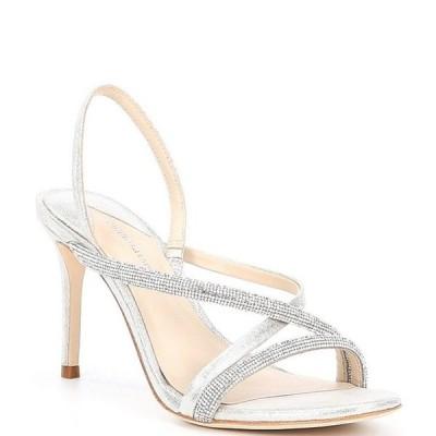 アントニオ メラーニ レディース サンダル シューズ Mesli Strappy Embellished High Heels