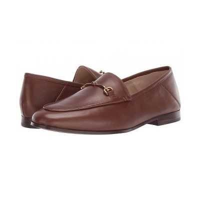 Sam Edelman サムエデルマン レディース 女性用 シューズ 靴 ローファー ボートシューズ Loraine Loafer - Nut Brown Modena Calf Leather