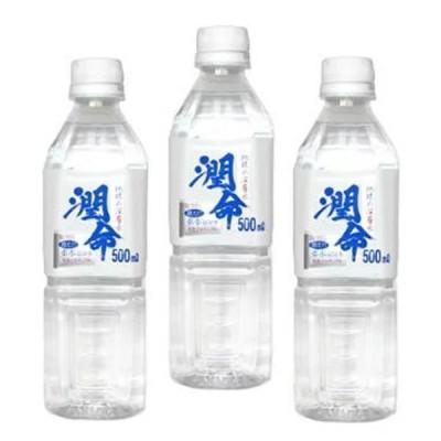 【送料無料】水の町垂水が贈る!神秘の温泉水「潤命」 500ML×30本入り 鹿児島の温泉水で日々の健康管理を!※同梱配送不可