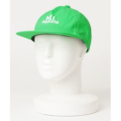 FUNALIVE / 【MEI】ワンポイントロゴ ジェットキャップ MEN 帽子 > キャップ