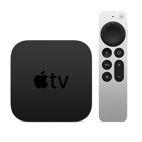 Apple TV 4K 64GB【愛買】