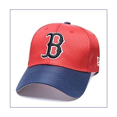 MLB ユニセックス 大人用 刺繍入り 調節可能なキャップ US サイズ: One Size カラー: ブラック[並行輸入品]