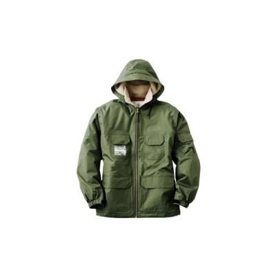 ロゴス ■防水防寒ジャケット フォード カーキ LL