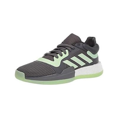 adidas メンズ マーキーブースト ロー US サイズ: 24 カラー: グレイ