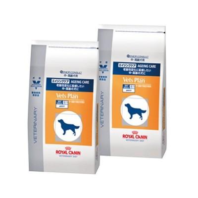 2袋セットロイヤルカナン ベッツプラン 犬用 エイジングケア 3kg