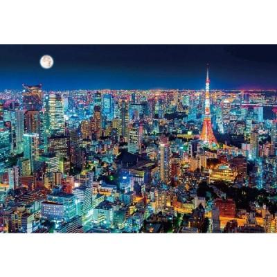 【新品】ジグソーパズル 東京夜景 1000ピース(49×72cm)<ビバリー>