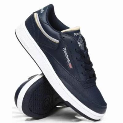リーボック スニーカー club c 85 mu sneakers Navy