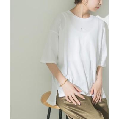 【アーバンリサーチ】 TICCA WanderlustTシャツ レディース ホワイト FREE URBAN RESEARCH