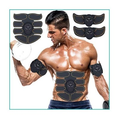 Abs Stimulator Abdominal Trainer Ultimate Abs Stimulator Ab Stimulator for Men Women Work Out Ads Power Abs Training Gear Workout Equipment