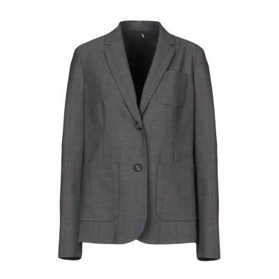 ブルネロ クチネリ BRUNELLO CUCINELLI テーラードジャケット グレー 44 バージンウール 75% / ナイロン 23% / ポリ