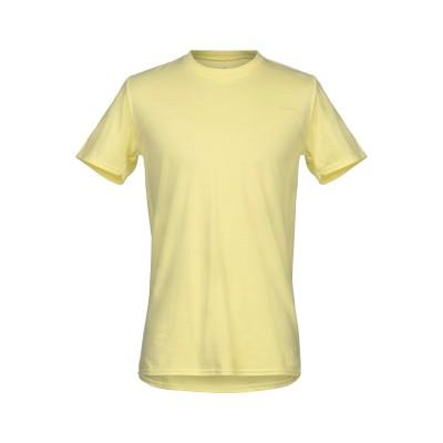 BOLONGARO TREVOR T シャツ イエロー S コットン 100% T シャツ