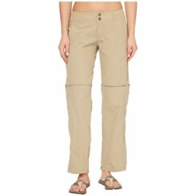 エクスオフィシオ レディース パンツ BugsAway Sol Cool Ampario Convertible Pants