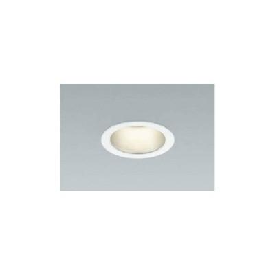 KOIZUMI LED 防雨型 M形ダウンライト φ100 白熱電球60W相当 (ランプ付) 電球色 3000K AD43368L