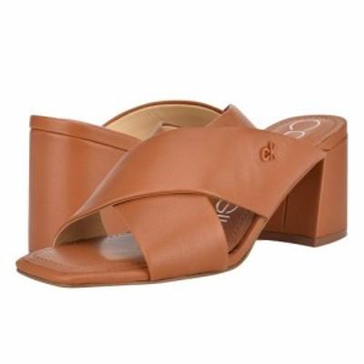Calvin Klein カルバンクライン レディース 女性用 シューズ 靴 ヒール Isha New Luggage【送料無料】