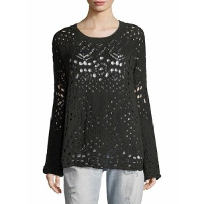 フリーピープル レディース トップス ニット  Traveling Lace Sweater