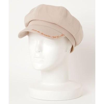 帽子 キャスケット 【JON】キャスケット