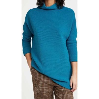 フリーピープル Free People レディース ニット・セーター トップス Ottoman Slouchy Sweater Tropical Bay