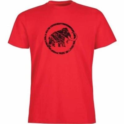 マムート Mammut メンズ Tシャツ トップス Logo T-Shirt Magma