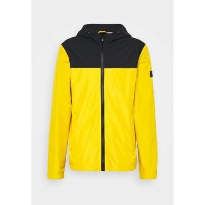 インディコーデ ジーンズ ジャケット&ブルゾン メンズ アウター ELLIS - Summer jacket - golden rod