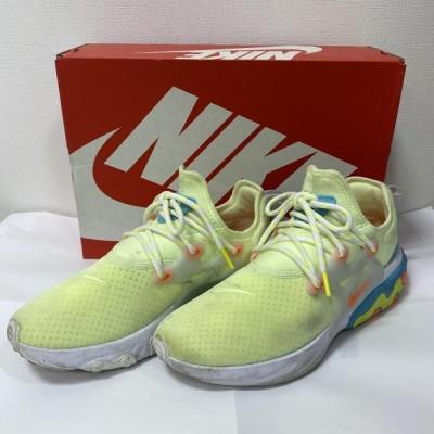 NIKE ナイキ スニーカー スニーカー Sneakers NIKE REACT PRESTO/BARELY VOLT/HYPER CRIMSON/AV2605-700 10020251