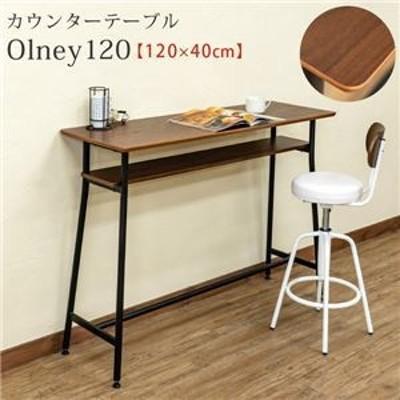 ds-2275550 Olney カウンターテーブル 120cm幅【代引不可】 (ds2275550)