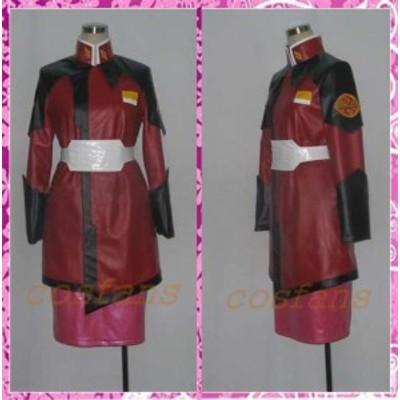 コスプレ衣装 ガンダムSEED DESTINYザフト軍 ルナマリア衣装(合皮)