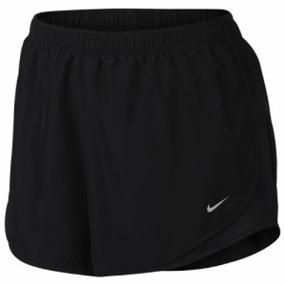 ナイキ Nike レディース フィットネス・トレーニング 大きいサイズ ショートパンツ ボトムス・パンツ Plus Size Tempo Shorts Black/Blac