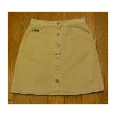 [代官山FULL UP]  Calvin Klein Jeansの古着デニムスカート  古着/中古/代官山