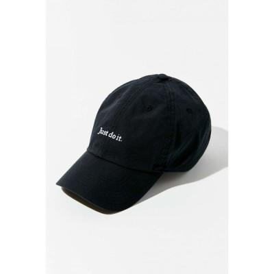 ナイキ Nike レディース キャップ ベースボールキャップ 帽子 sportswear h86 jdi baseball hat Black