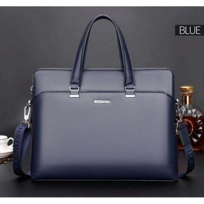 ビジネスバッグメンズビジネスバックショルダーバッグ2wayハンドバッグトートバッグ手提げ斜め掛け通勤カバンメンズバッグ紳士鞄鞄レザー