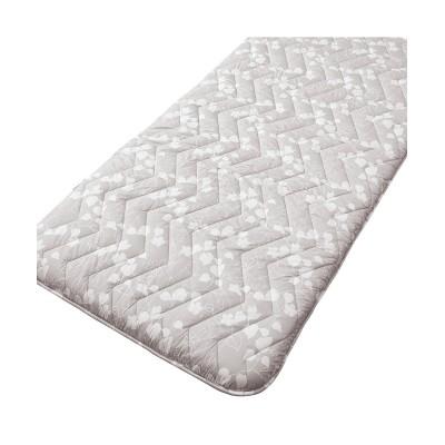【日本製】軽量プロファイルウレタンの敷布団(上層ウール100%入。綿100%側地) 敷布団, Beddings, 寝具(ニッセン、nissen)