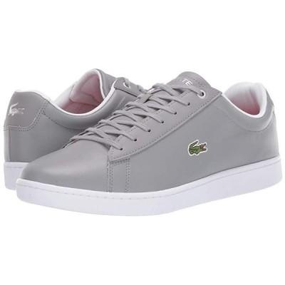 ラコステ Hydez 119 1 P SMA メンズ スニーカー 靴 シューズ Grey/White