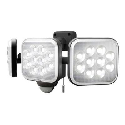 14W×3灯 フリーアーム式LEDセンサーライト 取寄品 ムサシ LED-AC3042