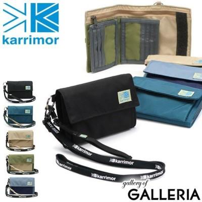 カリマー 財布 karrimor VT wallet 三つ折り財布 コンパクト 小銭入れ ネックウォレット 2WAY ストラップ付き メンズ レディース 500849