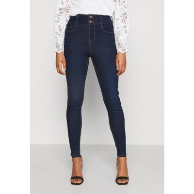 ニュールック レディース ジーンズ LIFT AND SHAPE HIGHWAIST - Jeans Skinny Fit - blue