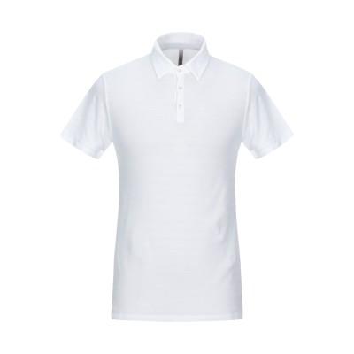 BELLWOOD ポロシャツ ホワイト 52 コットン 100% ポロシャツ