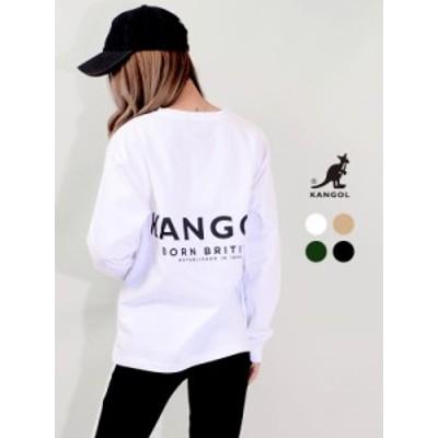 【ゆうメール便送料無料】KANGOL カンゴール Tシャツ レディース メンズ ユニセックス おしゃれ 綿100% カジュアル スポーツ ブランド ゆ