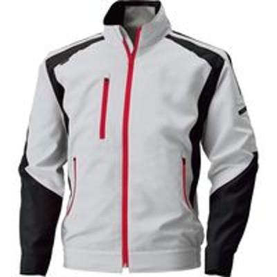 ビッグボーンビッグボーン商事 空調風神服 長袖ジャケット※服単体 シルバーグレー BK6007 67 5L(取寄品)