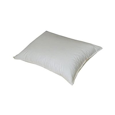 ホテル仕様 羽毛枕 (43×63cm) ホワイトダウン90% スモールフェザー10% 讃岐Fuwari やわらかソフト 単品