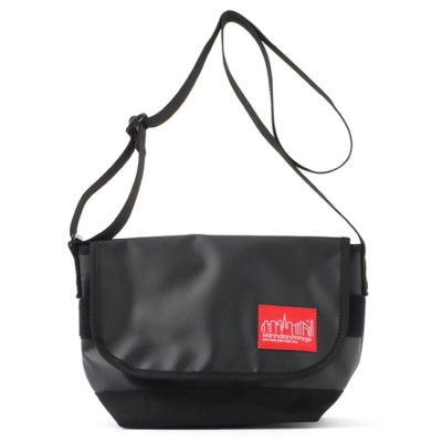 【マンハッタンポーテージ/Manhattan Portage】 Matte Vinyl Casual Messenger Bag JR