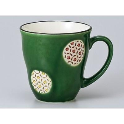 コーヒー カップ コップ/ オリベ丸紋軽量マグカップ /業務用 家庭用 ギフト 贈り物 お祝い プレゼント 珈琲 コーヒー 茶 ティー インスタ